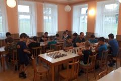 Šachové soustředění - Jestřabí v Krkonoších 18. 8. 2020