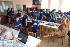 Šachové soustředění - Jestřabí v Krkonoších 19. 8. 2020