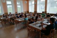 Šachové soustředění - Jestřabí v Krkonoších 15. 8. 2020