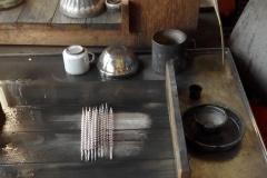 Šachové soustředění - Jestřabí v Krkonoších 17. 8. 2020 - výrobna perličkových ozdob v Poniklé