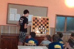 Šachové soustředění - Jestřabí v Krkonoších 17. 8. 2020