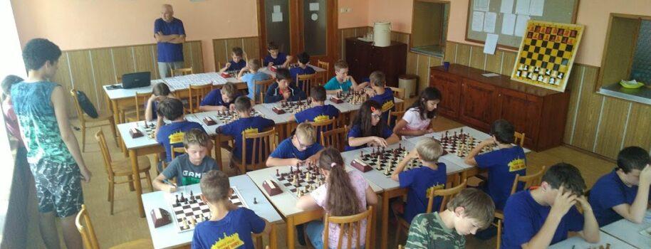 Fotky z šachového soustředění 2020